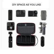 For GoPro Hero 8 Camera Travel EVA Hard Bag Case Cover Multifunctional Storage