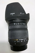 Nikon AF Sigma DC 17-70 mm f/ 2.8-4.5