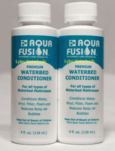 Waterbed Conditioner  Two 1 Year  Water Bed Treatments