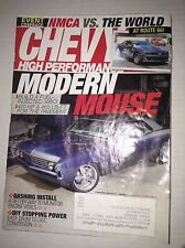 Chevy High Performance Magazine Fuel Injected 388CI April 2014 031317NONRH