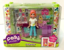 Polly Pocket Designables Electronics Shop - 2008 New in Original Packaging