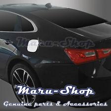 Chrome Fuel Gas Filler Door Cap Cover Trim for 16+ Chevrolet Malibu