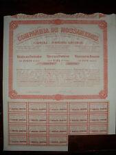 ACTION / COMPANHIA DE MOSSAMEDES
