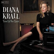 Diana Krall - Turn Up The Quiet (NEW CD)