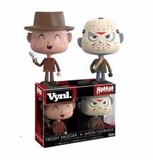 Freddy Vs Jason Freddy Krueger & Jason Voorhees Vynl Vinyl Figure 2 Pack