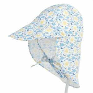 Toddler Baby Boy Girl Sun Hat Brim Summer Hats Beach Headwear Outdoor S/L