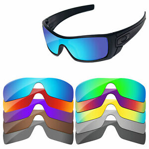 PapaViva Polarized Replacement Lens for-Oakley Batwolf OO9101 Sunglass -Options