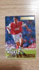 Premier League Arsenal Soccer Trading Cards Season 1996
