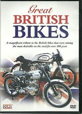 GREAT BRITISH BIKES DVD - A MAGNIFICENT TRIBUTE TO BRITISH BIKES