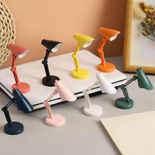 Mini small LED desk lamp portable folding portable night light magnetic table