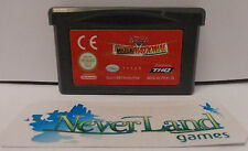 Console Gioco Game Boy GameBoy Advance EUR ITA Pixar THQ - CARS MATER-NATIONAL -