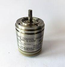 Synchro Control Transformer 15CX4d / 15 CX 4d, 115V, 400 Hz, NOS