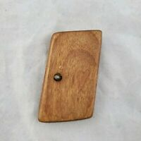 Colt 1908 Vest Pocket 25acp Stunning Vintage Wooden grips with screw! RARE HEART