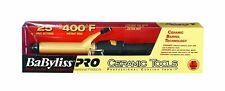 "Babyliss Pro Ceramic Tools Professional Curling Iron 1""  CT100S Dual Voltage"
