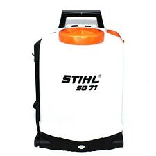 GENUINE STIHL SG71 PROFESSIONAL BACKPACK WEED PRESSURE SPRAYER SPRAY SG 71
