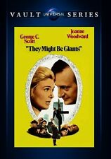 THEY MIGHT BE GIANTS (1971 George C. Scott) - Region Free DVD - Sealed
