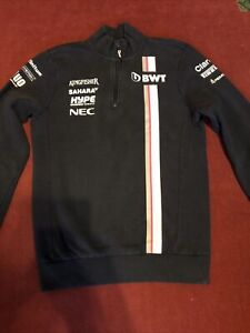 Mens Force India F1 Team Issue Sweater/fleece small team issue