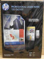 HP CG969A Professional Laser-Papier GLOSSY  297x420mm  A3 250 Blatt OVP A
