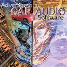 Various Artists : Adventures in Car Audio Software CD
