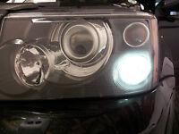 RANGE ROVER SPORT ERROR FREE CANBUS W5W T10 501 3 SMD LED SIDE LIGHT BULB