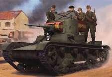 Hobby Boss 1/35 Soviet T-26 Light Infantry Tank Model 1935 #82496
