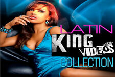 2012 Latin Dance Party, 50 videos - 2 DVDs! Salsa/Merengue/Bachata/Reggaeton