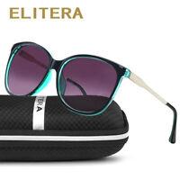 ELITERA Luxury Women Sunglasses Fashion Brand Designer Oversized Glasses UV400