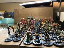 Wizkids HeroClix Avengers 73pcs Arachne Stingray Iron Man Dragon Man Aurora
