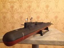 1:350 Soviet/Russian Delta lV class submarine complete model