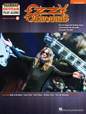 Ozzy Osbourne - Deluxe Guitar Play-Along Vol. 8 248413