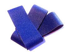 Quality 100 x 610mm P24 Grit 5 Pack Zirconia Blue Belt For Portable Belt Sanders