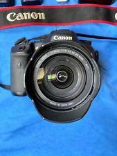 Canon EOS 7D 18.0 MP Digital SLR Camera + Free Sigma Leans + Extras