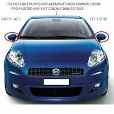 Fiat Grande Punto Specchietto Laterale Cover L/H Or R/H Dipinta Qualsiasi Colore