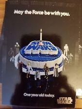 2017 Star Wars 40th Anniversary #129 Star Wars: A New Hope One Year Anniversary