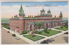 USA postcard - Oglethorpe Hotel, Brunswick, Georgia