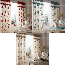 Catherine Lansfield Polyester Curtains