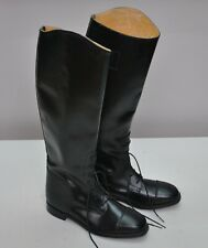 Rare England  Regent Womens Leather Ankle Lace-Up Riding Boots Size 9.5