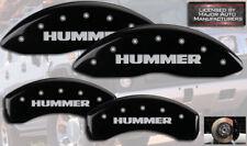 """2009-2010 """" Hummer """" H3T Anteriore + Nero Incidere MGP Disco Freno Pinza"""