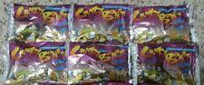 5 SEALED PACKS ORIGINAL GOGO'S CRAZY BONES GAME 1996 SERIES 1 FREE USA SHIPPING