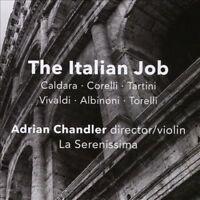 Italian Job: Baroque Instrumental Music From the, New Music