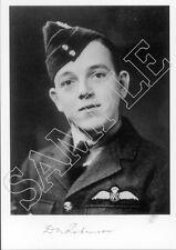 STTF27 RAF signed photo WWII WW2 BoB Battle of Britain pilot ROBINSON