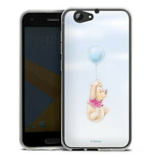 HTC One A9 s Silikon Hülle Case HandyHülle - Winnie Puuh Balloon