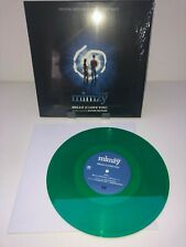 """Pink Floyd ROGER WATERS Hello (I Love You) The Last Mimzy Movie green vinyl 10"""""""