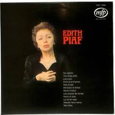 Edith Piaf - Edith Piaf - LP Vinyl Record