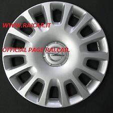 "Vauxhall Corsa D Style SET OF FOUR 14"" Wheel Trim OPEL BADGE  478"