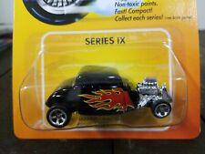 Maisto Speed Wheels Series IX 1934 Ford Hot Rod Black