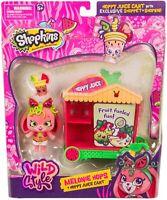 Shopkins Wild Style Melonie Hops and Hoppy Juice Cart Shoppet