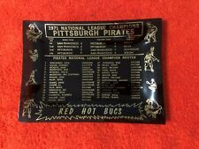 1971 PITTSBURGH PIRATES WORLD SERIES CHAMPIONS ASHTRAY CLEMENTE STARGELL