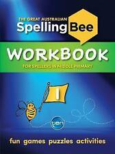 The Great Australian Spelling Bee: Workbook 1 by Macquarie Dictionary (Paperback, 2016)