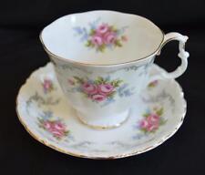 Pretty Royal Albert Bone China Teacup Tea Cup & Saucer Tranquility England